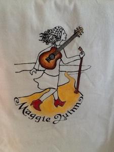 MaggieQuinn on Peace Walk