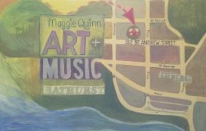 Maggie Quinn Art & Music